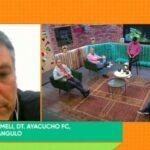 """Gerardo Ameli en Al Ángulo: """"Nosotros le podemos ganar a cualquiera, pero solo será si nos la creemos"""" (VIDEO)"""