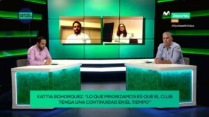 Kattia Bohorquez habló en Después de Todo sobre el presente de Alianza Lima , la situación de Jean Deza y mucho más (VIDEO)