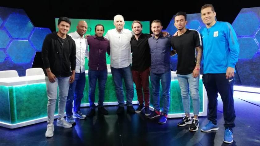 Después de Todo: Jairo Concha, Joazhiño Arroe y Leao Butrón fueron los invitados de la noche