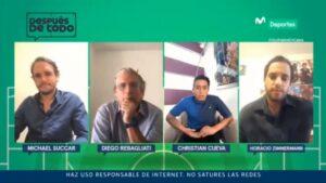"""Christian Cueva en DDT: """"No tomé las decisiones que tenía que tomar, también en lo personal. Se me juntó todo"""" (VIDEO)"""