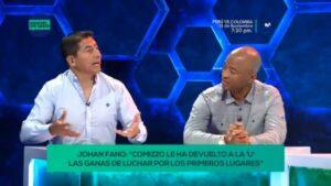 Después de Todo: Johan Fano mostró su conformidad con Ángel Comizzo como DT de Universitario (VIDEO)
