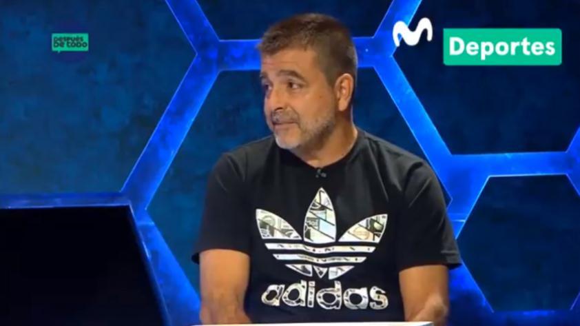 ¿Cómo fueron sus inicios en el comando técnico de Marcelo Bielsa? Así respondió Claudio Vivas en exclusiva para Movistar Deportes