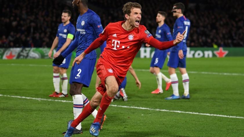 Champions League en fotos: lo mejor que dejaron los ocho partidos de la ida de los octavos de final