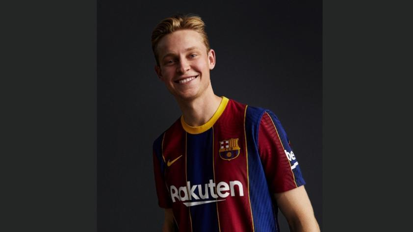 'Solo para Culers': FC Barcelona presentó su nueva camiseta para la temporada 2020/21 (FOTOS Y VIDEO)