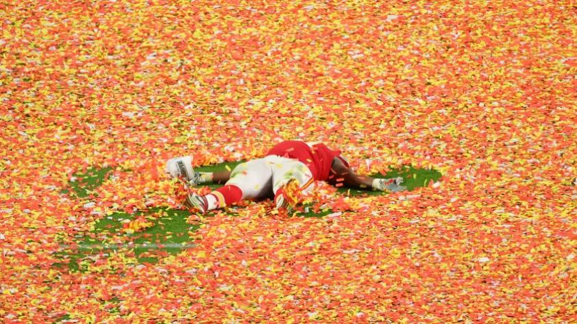 Color, música y touchdowns: lo mejor del Super Bowl LIV (FOTOS Y VIDEO)