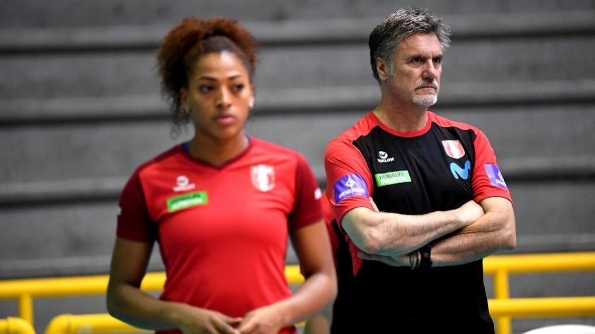Rumbo a Tokio 2020: Selección nacional realizó su primer entrenamiento en Bogotá (FOTOS)