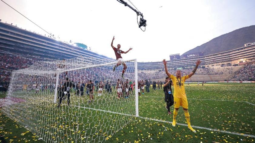 El Monumental cumple 20 años: revive la final de la Copa Libertadores entre Flamengo y River jugada en Lima (FOTOS Y VIDEO)