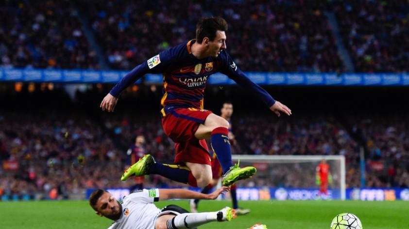 Lionel Messi los siete goles centenarios de su carrera (FOTOS Y VIDEO)
