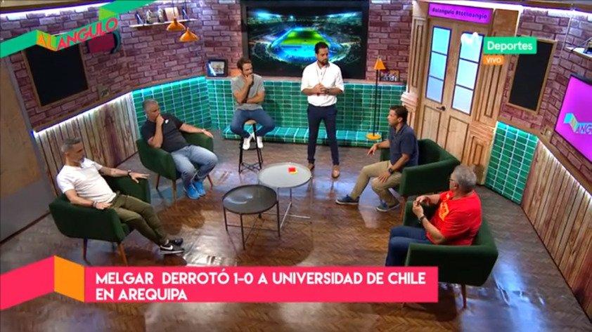 Al Ángulo: el debate estuvo centrado en la salida del entrenador de Sporting Cristal (VIDEO)