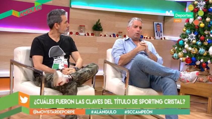 Al Ángulo: Sporting Cristal campeón del Descentralizado 2018