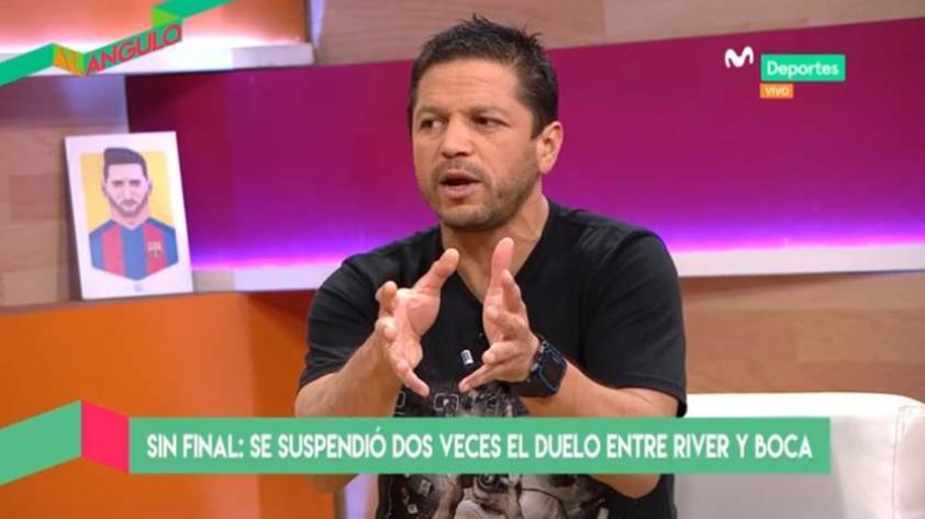 Al Ángulo: debatimos la final suspendida de la Copa Libertadores