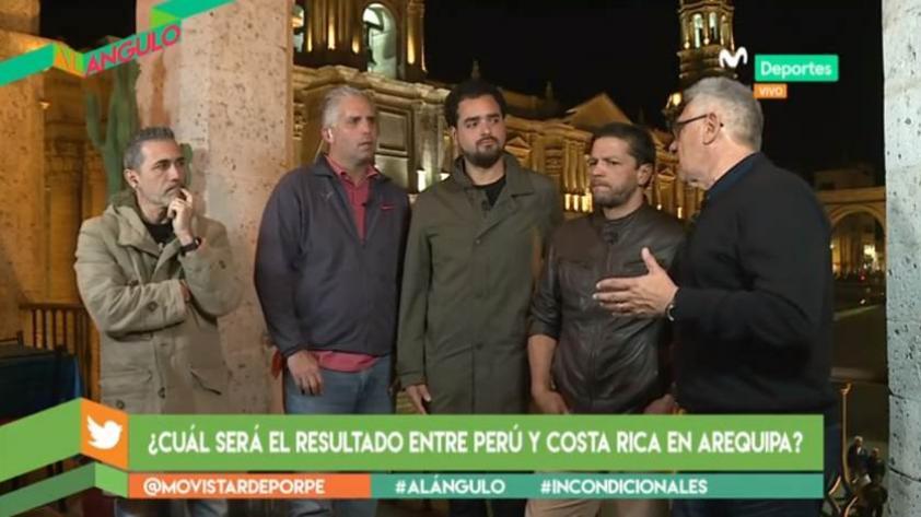 Al Ángulo: analizamos la previa del Perú vs Costa Rica