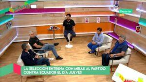 Al Ángulo: así fue el análisis del trabajo a dos días del partido amistoso de la Selección Peruana