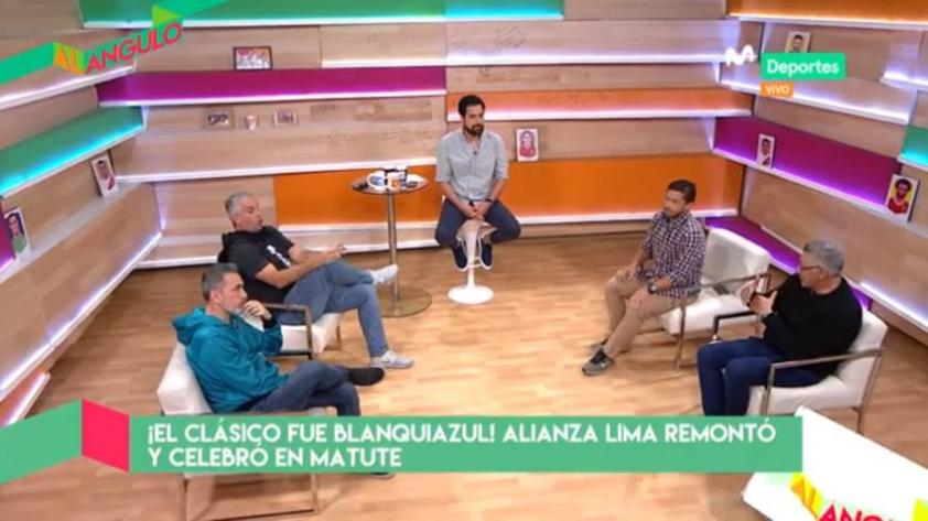Al Ángulo: la selección peruana tuvo su primer entrenamiento