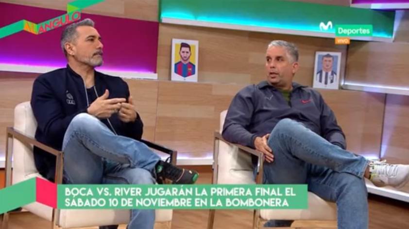 Al Ángulo: analizamos la final de la Copa Libertadores entre Boca Juniors vs River Plate