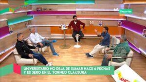 Al Ángulo: la victoria de Universitario sobre Sporting Cristal fue analizada en el programa