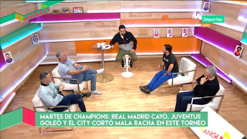 Al Ángulo: analizamos los partido de Champions League