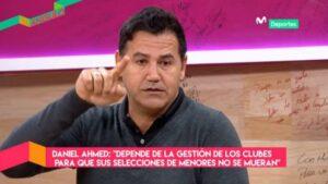 ¡Daniel Ahmed en Al Ángulo!