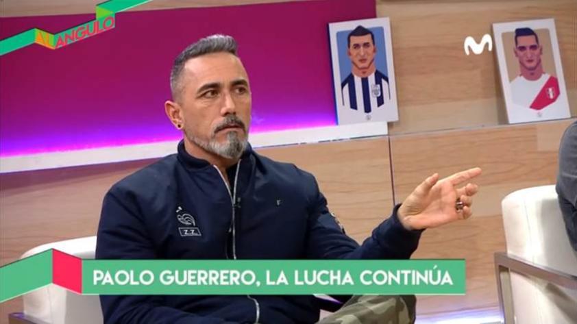 Al Ángulo: analizamos la situación de Paolo Guerrero