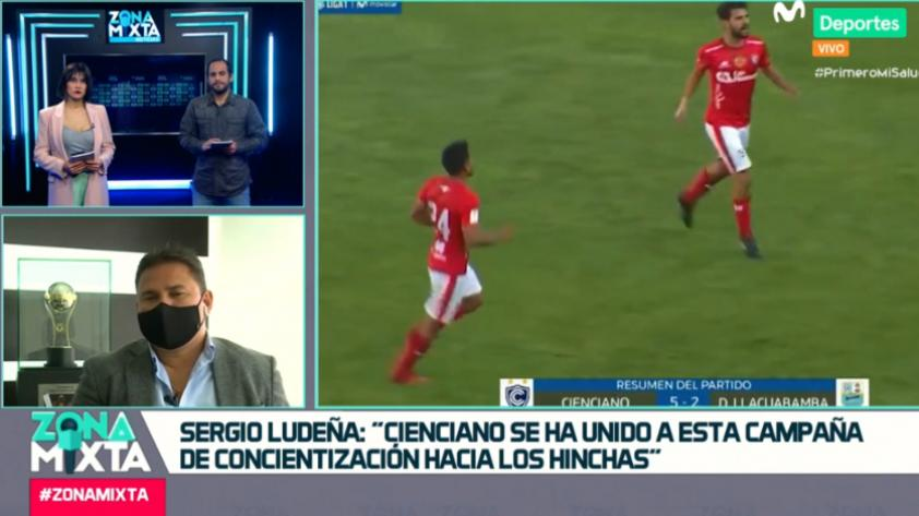 """Administrador de Cienciano en Zona Mixta: """"Nos afecta esta nueva para"""" (VIDEO)"""