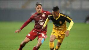 Sin goles en el retorno del fútbol peruano: Universitario y Cantolao empataron 0-0 por la fecha 7 del Torneo Apertura