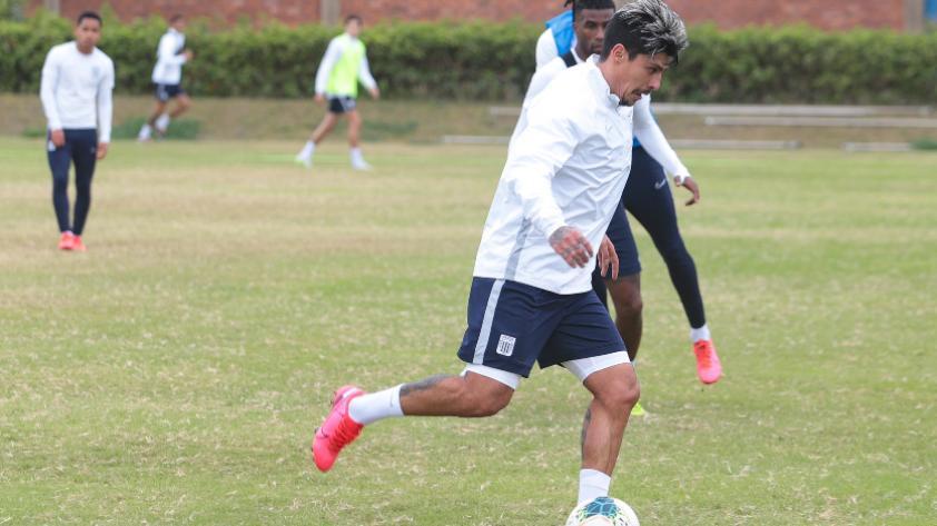 Alianza Lima: Patricio Rubio quedó habilitado para jugar en el reinicio de la Liga 1 Movistar