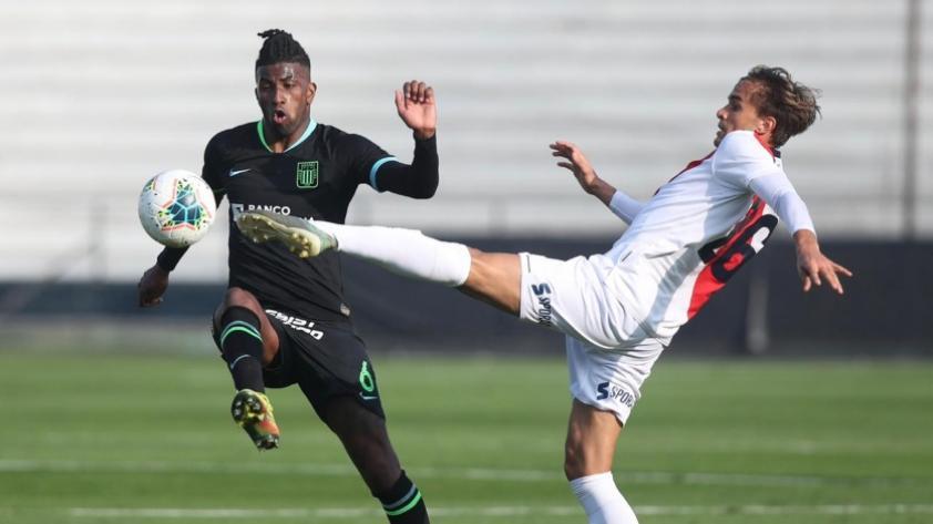 ¡Todo quedó listo!: Alianza Lima y Deportivo Municipal empataron 1-1 en amistoso previo al reinicio de la Liga 1 Movistar