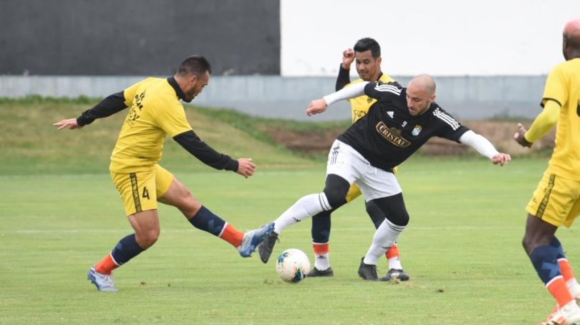 ¡Triunfo 'poeta'! César Vallejo le ganó 2-0 a Sporting Cristal por partido amistoso