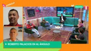 """'El Chorri' Palacios en Al Ángulo: """"Cuando me puse la camiseta de 'Te Amo Perú' quise que la gente quiera más al país"""""""