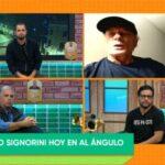"""Fernando Signorini en Al Ángulo: """"Para mí no ha vuelto el fútbol, solo volvió el negocio del fútbol"""" (VIDEO)"""