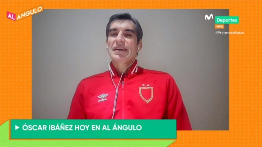 """Óscar Ibáñez en Al Ángulo: """"Yo escucho a Ricardo Gareca y percibo muchas cosas de Freddy Ternero, una es el poder de convencimiento"""" (VIDEO)"""