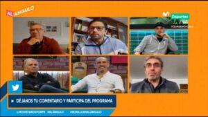 """Néstor Bonillo en Al Ángulo: """"Me faltan muchos sueños por cumplir, uno de ellos es llevar a la selección otra vez al mundial"""" (VIDEO)"""