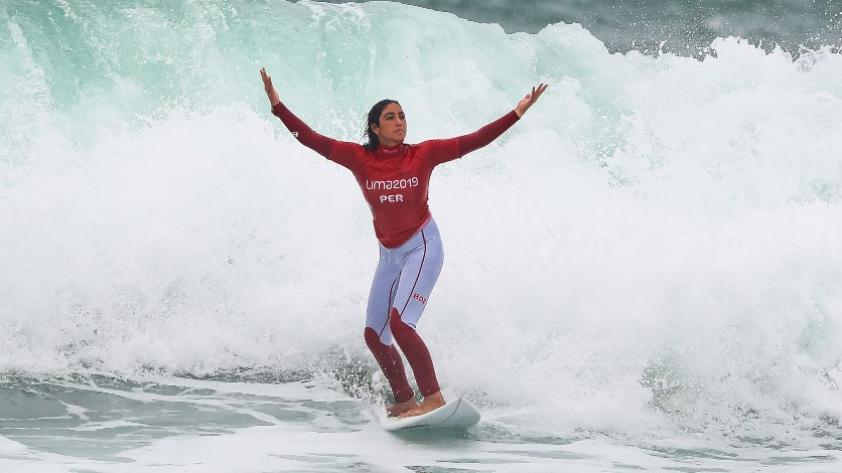 ¡Vamos Perú! Surfista Daniella Rosas fue nominada a mejor deportista de América
