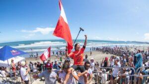 ¡Grítalo, campeona! Sofía Mulanovich se quedó con el título de los ISA World Surfing Games 2019 (VIDEO)