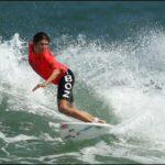 Sofía Mulanovich clasificó a las semifinales del Mundial del Surf (VIDEO)