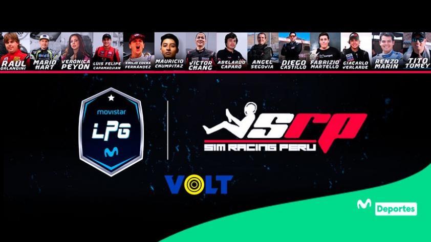 E-SPORTS: Movistar Deportes transmitirá la carrera Sim Racing Perú este sábado 16 de mayo