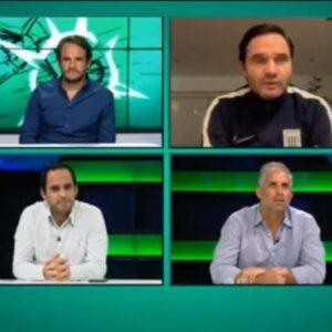 """Víctor Hugo Marulanda sobre la llegada de Patricio Rubio a Alianza Lima: """"El tema está muy conversado y avanzado"""" (VIDEO)"""