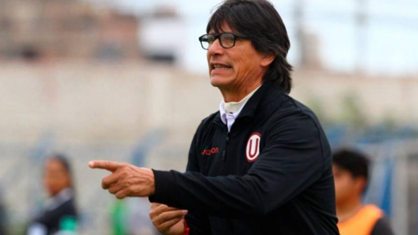 """Ángel Comizzo: """"Me gustó mucho el segundo tiempo, el equipo jugó bien"""" Universitario ganó por 3-1 a Cienciano en la jornada 9 del Torneo Apertura por la Liga 1 Movistar"""