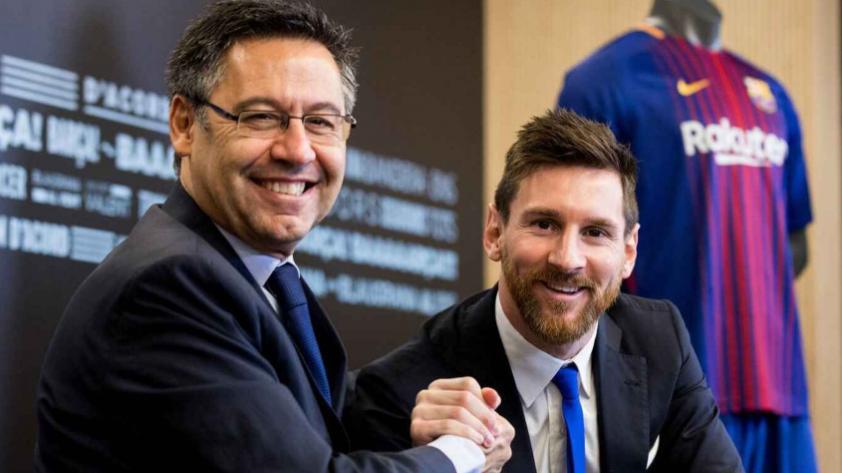 Negociar: el mejor camino que pueden tomar Lionel Messi y el FC Barcelona