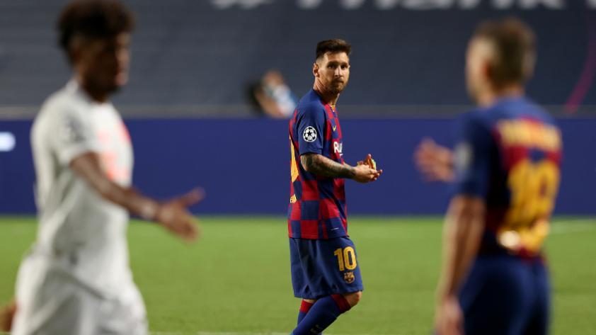 Padre de Lionel Messi ve difícil que su hijo se quede en FC Barcelona
