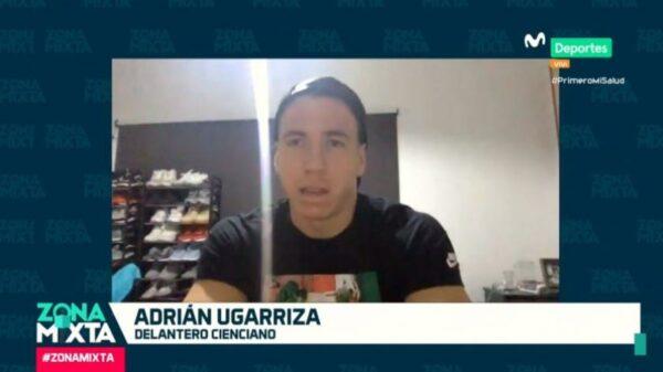 """Adrián Ugarriza en Zona Mixta: """"El campeonato se lo llevará el equipo que muestre más fútbol"""" (VIDEO)"""
