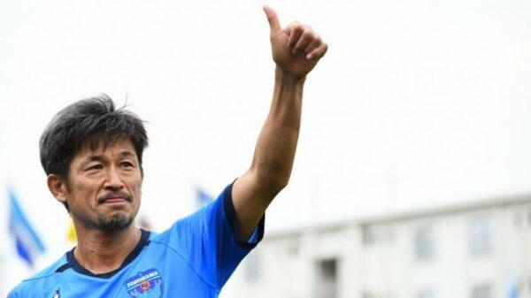 Para no creerlo: FIFA 19 tiene a un futbolista japonés que está vigente desde la edición 96