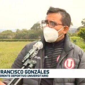 Francisco Gonzáles, gerente deportivo de Universitario, habló en Zona Mixta sobre el estado actual de Campomar (VIDEO)