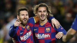¿Se va?: Antoine Griezmann pensaría dejar el Barcelona tras la decisión de Messi