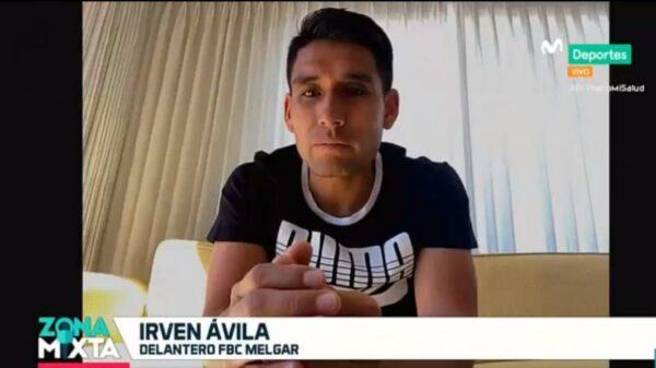 """Irven Ávila en Zona Mixta: """"Carlos Bustos es un técnico que estudia al rival y luego planifica el sistema, uno cree en la idea de juego que tiene"""""""