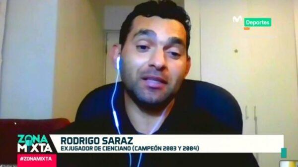 """Rodrigo Saraz en Zona Mixta: """"La clave de nuestro éxito fue ser un grupo muy unido"""" (VIDEO)"""