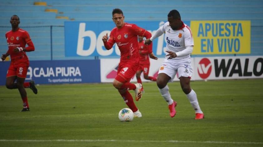 Cienciano se quedó con los tres puntos del partido ante Atlético Grau por la séptima jornada del Torneo Apertura