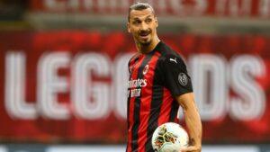 """Ibrahimovic tras renovar su contrato con el AC Milan: """"No estoy aquí para ser una mascota"""""""