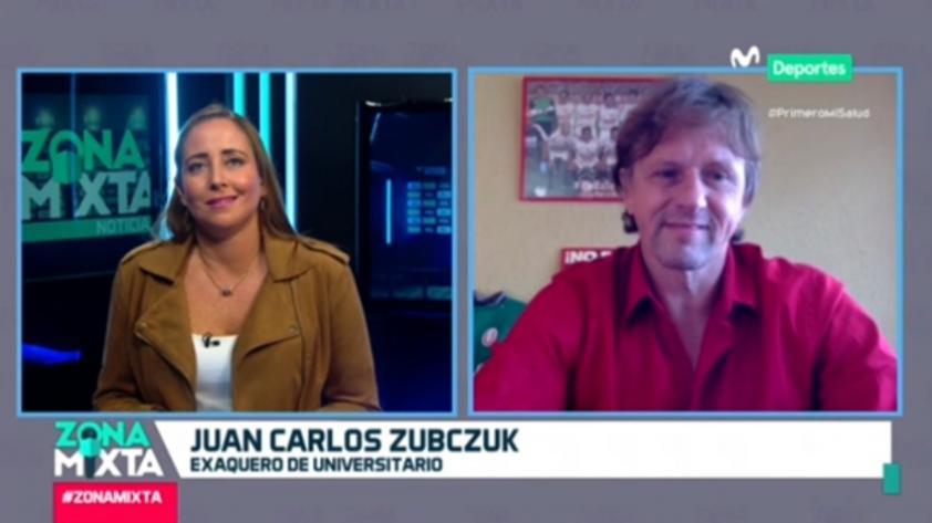 """Zona Mixta: Juan Carlos Zubczuk nos habla del reencuentro del equipo 'crema' de 1993 en """"¡A Los Años!"""" (VIDEO)"""