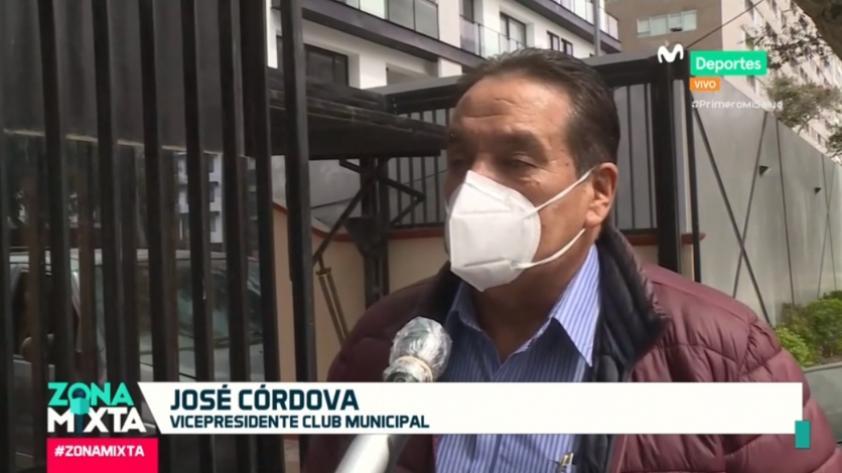 Zona Mixta: vicepresidente de Deportivo Municipal habló sobre la situación con Edificaciones Inmobiliarias (VIDEO)